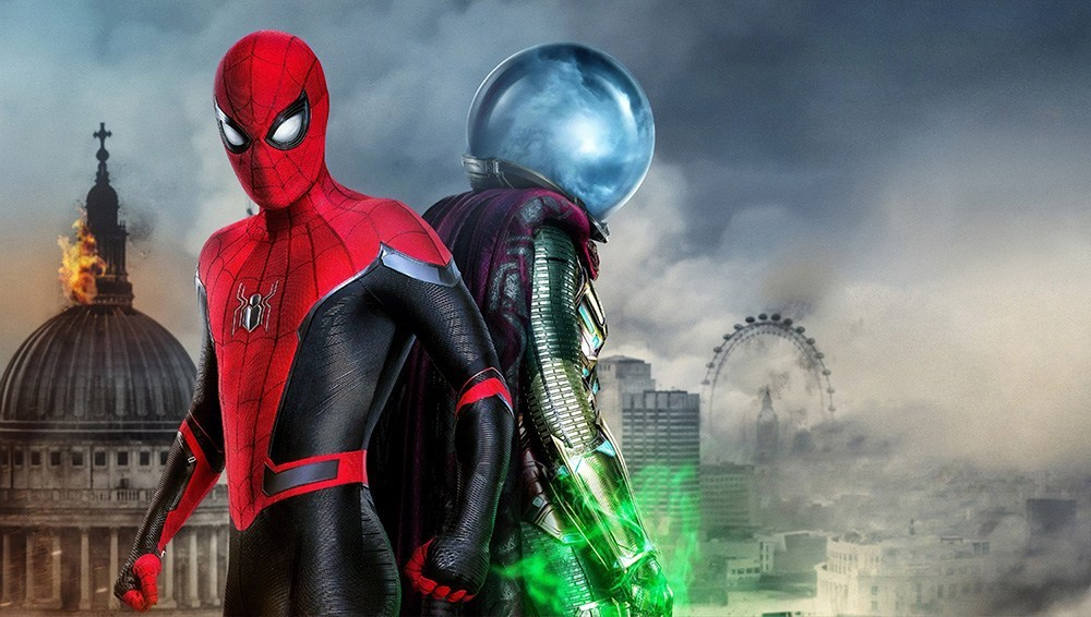 Spider Man Far From Home - แนะนำหนัง Spider-Man: Far From Home (2019) หนังสนุกแห่งปี